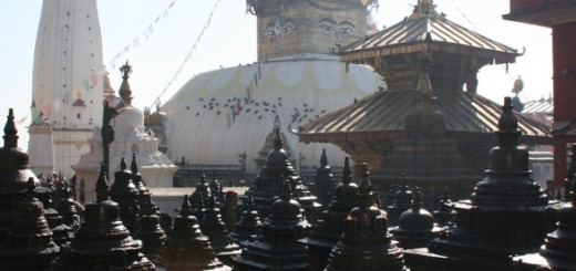 храм катманду