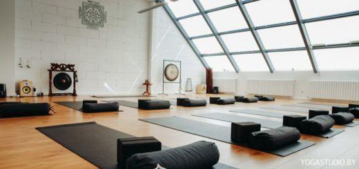 Йога-студия Ом