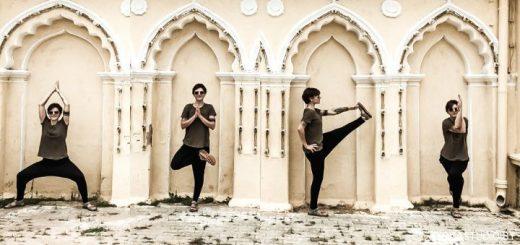йога для подростков