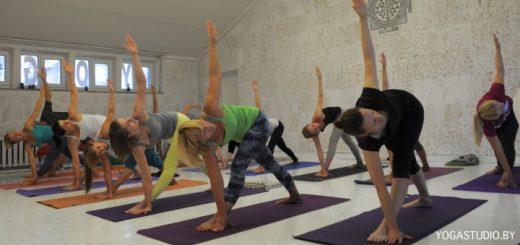 класс хатха йоги