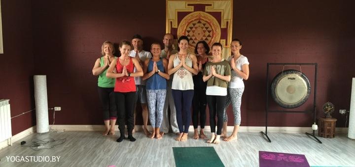 йога семинар перезапуск