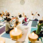 день рождения йога-студии