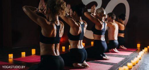 йога терапия для позвоночника