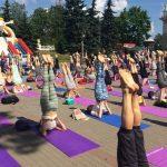 день йоги 2017