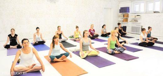 медитация в студии