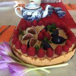 торт йога-дом