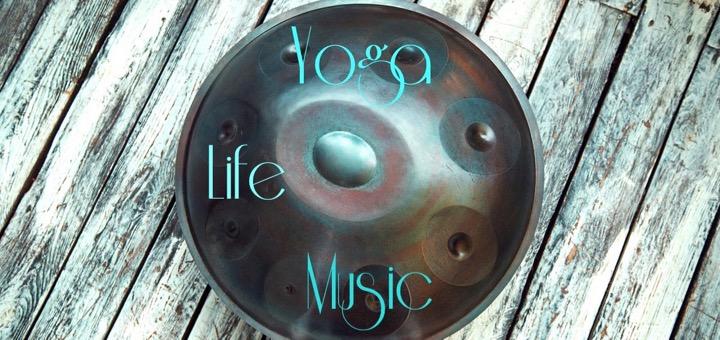 йога под живую музыку