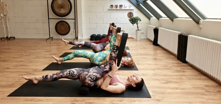 йога точного выравнивания
